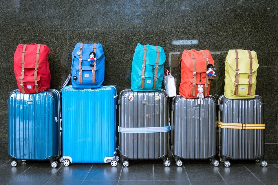 Koffer mehrere